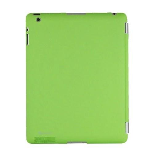 Romeca New iPad/iPad 2 Yeşil Arka Kapak