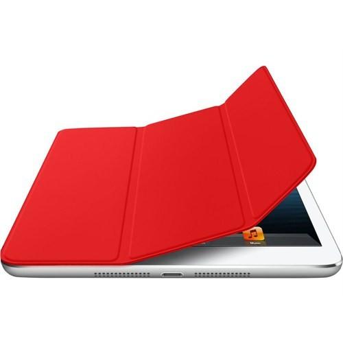 Apple iPad Mini Smart Cover (PRODUCT) RED Tablet Kılıfı (MF394ZM/A)