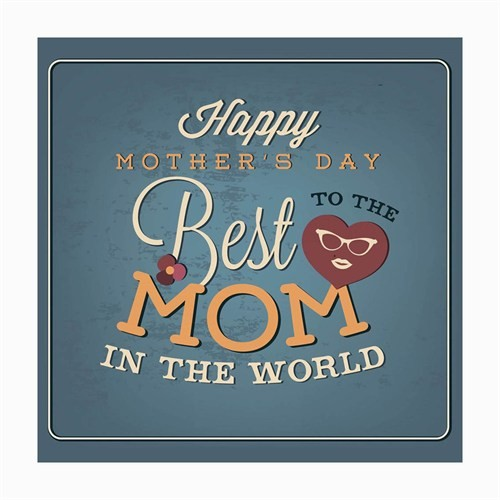 Dekorjinal Anneler Günü Mdf Tablo Mday029