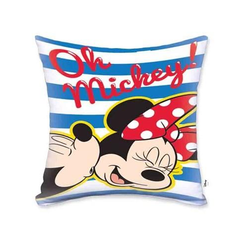Lisanslı Disney Dekoratif Kırlent 40X40 Cm