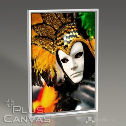 Pluscanvas - Carnival Mask İn Venice Tablo