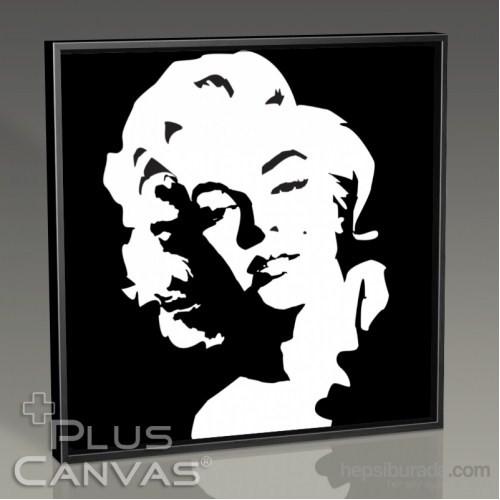 Pluscanvas - Marilyn Monroe - Pop Art Tablo