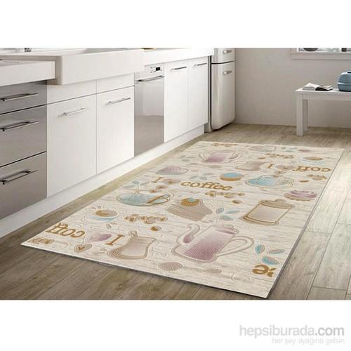Padişah Halı Klasik 80X150 K546-060 Mutfak Halısı