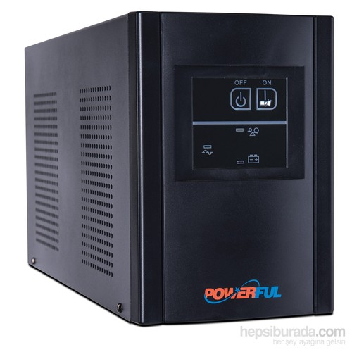 Powerful 2000 VA (PL-2000) Line Interactive 5'-12' UPS