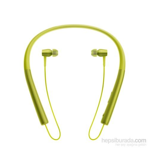 Sony MDR-EX750BTY Mikrofonlu Kulakiçi Yeşil Kulaklık