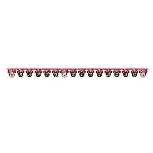 Pandoli Minnie Fashıon Happy Birthday Set