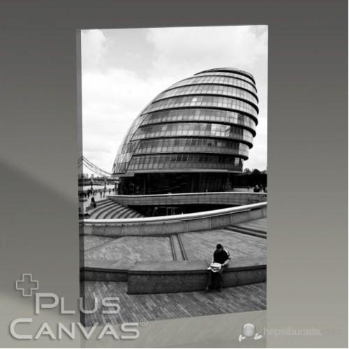 Pluscanvas - Kerem Soyoz - London - City Hall Tablo