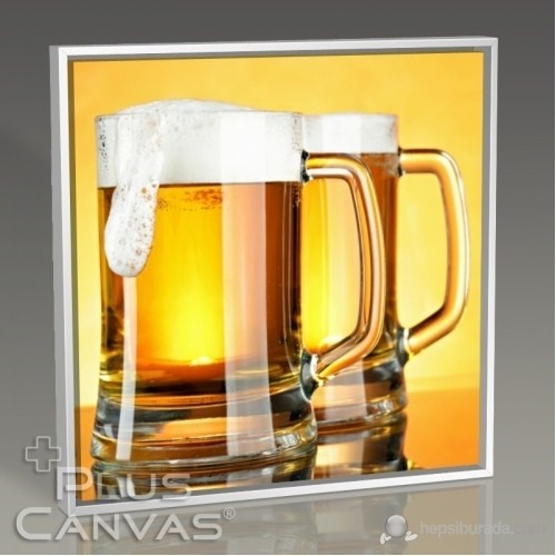 Pluscanvas - Beers Cheers Tablo