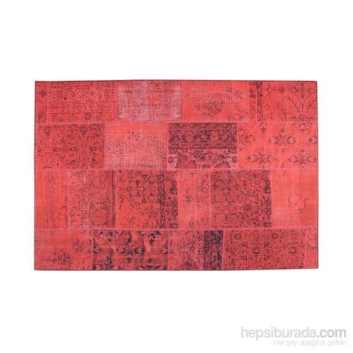 Esse Halı Kırmızı 120x180 cm