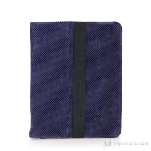 "M&W-MX-9,7"" Dreamseed Mavi SmartStrip 9,7"" Universal Tablet Kılıfı"