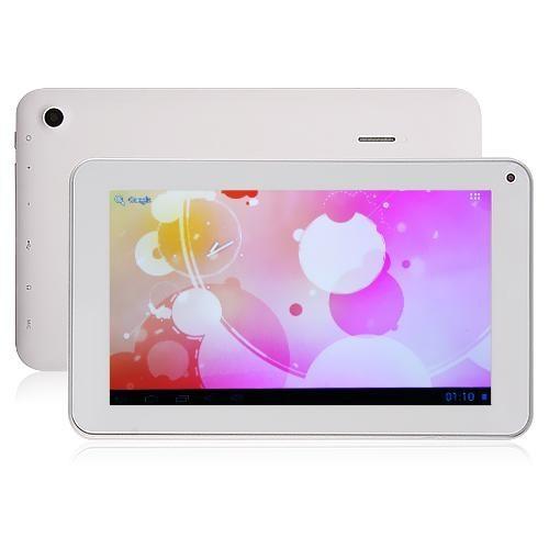 Korax Hitech 4 Çekirdek 7 İnç Tablet - Deri Kılıf