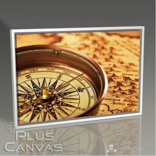 Pluscanvas - Compass Tablo