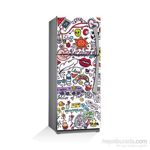 Artikel Pelin Buzdolabı Stickerı Bs-070