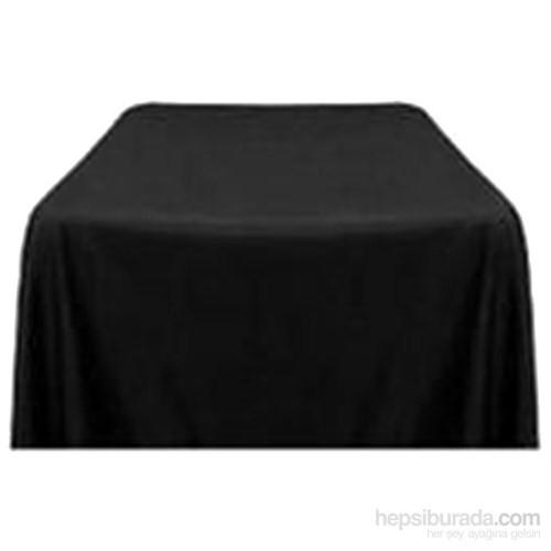 Clemensi Dekorluk Masa Örtüsü 130X220cm Siyah