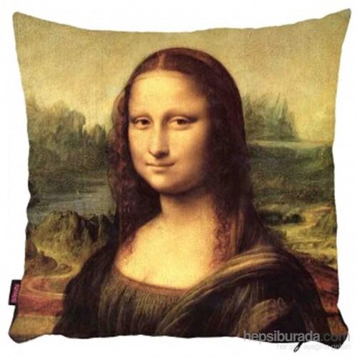Bengü Accessories Mona Lisa Dekoratif Yastık