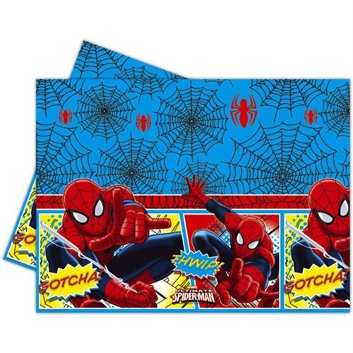 Pandoli The Ultimate Spiderman Masa Örtüsü 120X180 Cm