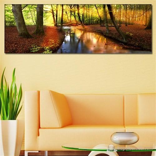 Tabloshop - Beautiful Landscape Canvas Tablo - 90X30cm