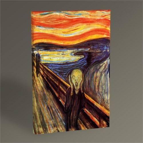 Tablo 360 Edvard Munch The Scream Tablo 45X30