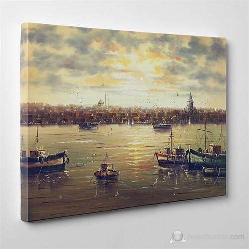 Tabloshop - Istanbul'a Hasret Canvas Tablo - 75X50cm