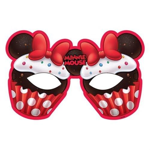 Pandoli Minnie Cafe Maske 6 Adet
