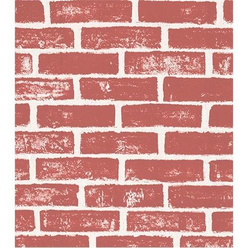 Bien 4843 Tuğla Desen Duvar Kağıdı