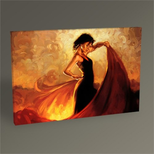 Tablo 360 Spanish Dancer Tablo 45X30