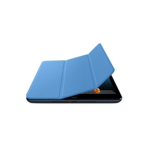 Casecrown iPad Mini Mavi Smart Cover