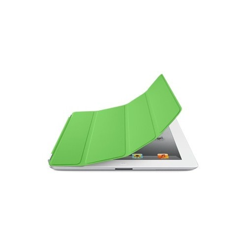 Apple iPad2 Smart Cover Yeşil (iPad2 Kılıf Orjinal)