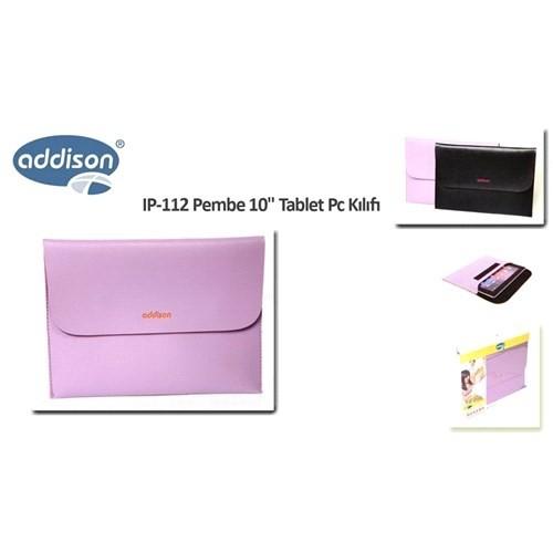 Addison Ip-112 Mor 10` Tablet Pc Kılıfı