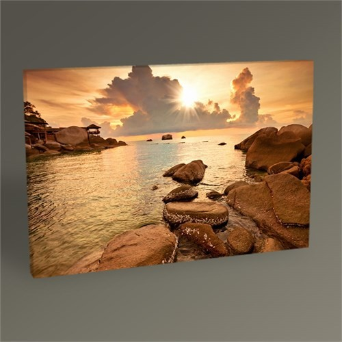 Tablo 360 Colorful Sunset Tablo 45X30