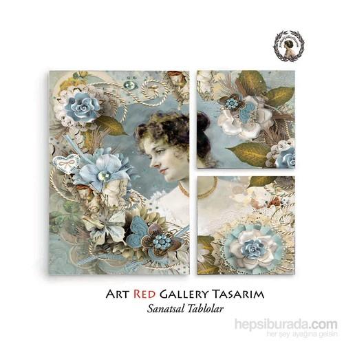 Artred Gallery Valentina Serisi Kanvas 73X89 Tablo-22