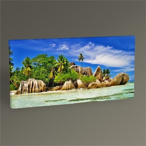 Tablo 360 Seychelles İslands Tablo 60X30