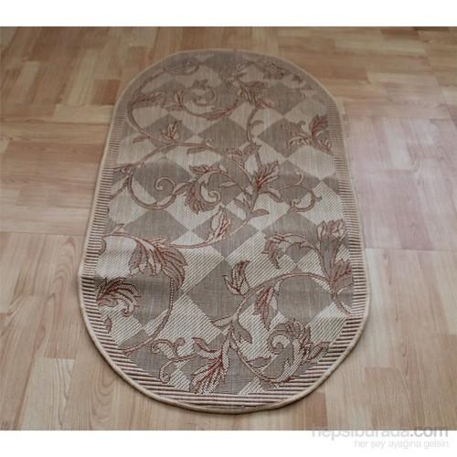 Jüt Tekstil Mizansen Sisal Halı 18 80X150 Cm