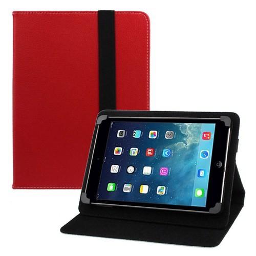 """Case 4U Universal 10.1"""" Kırmızı Tablet Kılıfı"""