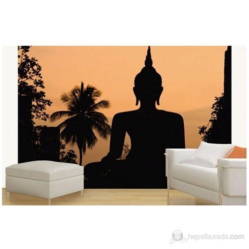 Buddha Duvar Kaplaması 8 Parça / 366 X 254 Cm
