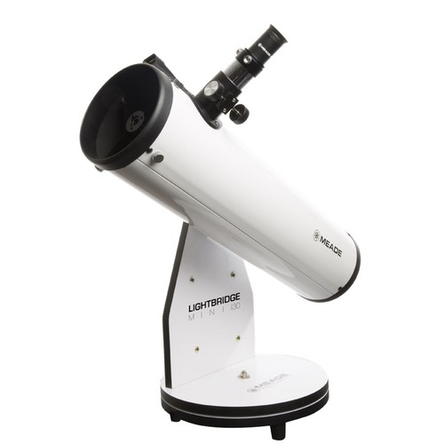 Meade, LightBridge Mini 130 Dobson Teleskop