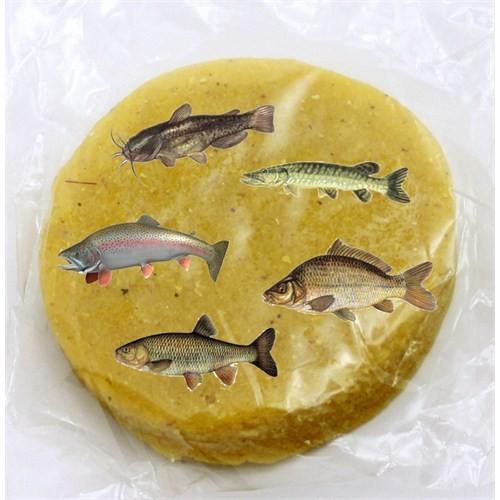 Mobydick Tatlı Su Avı İçin Tahıl + Mısır Unu Hamuru Yem - 70gr