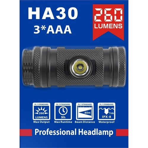 Freecamp And-Ha30 Kafa Lambası 260 Lumen