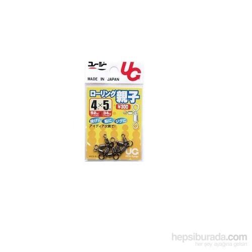 Ueta Gyogu Rolling Swivel Oyako 8*10 Fırdöndü