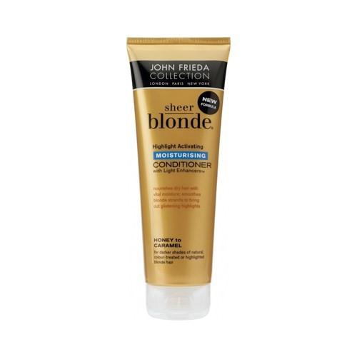 John Frieda Sheer Blonde Koyu Sarı Tonlardaki Saçlara Özel Nemlendirici Bakım Kremi 250 ml