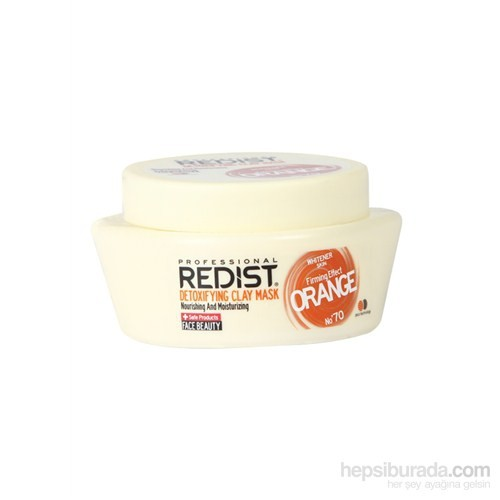 Redist Detoxifying Kil Maskesi Orange 300 Ml