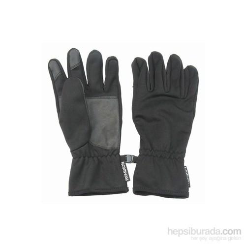 Remıxon Softshell Siyah Eldiven