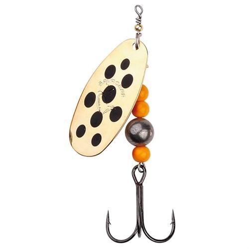 Savagear Caviar Spinner Döner Kaşık #2 6Gr 03-Gold