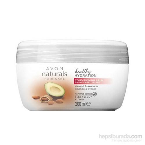 Avon Badem Avokado Özü İçeren Onarıcı Saç Balmı