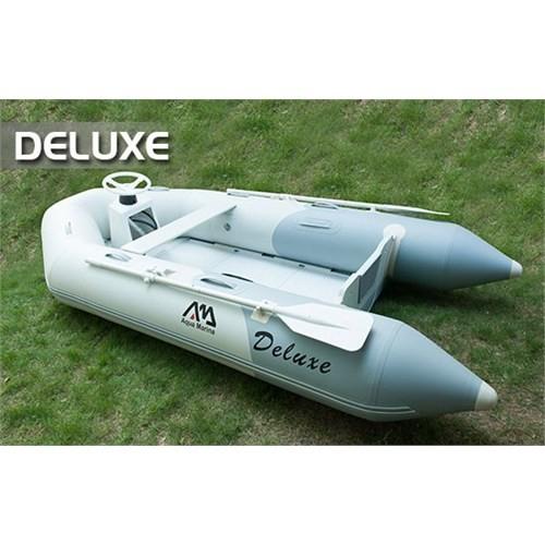 Aqua Marina Deluxe Sports Boat 3.3M With Wooden Floor