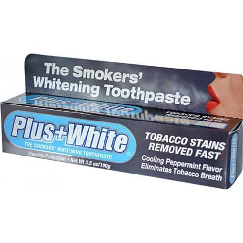 Plus White Sigara İçenler İçin Beyazlatıcı Diş Mac