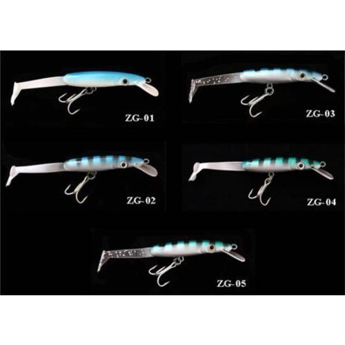 Eddystone ZG Modeli Maket Balık