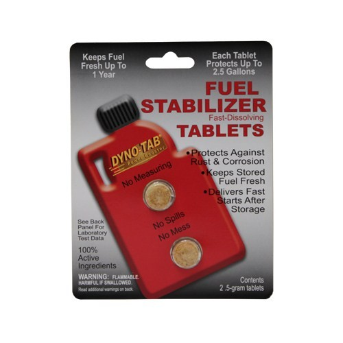 Dyno Tab Yakıt Stabilizörü 2'li kart (Benzin&Dizel)