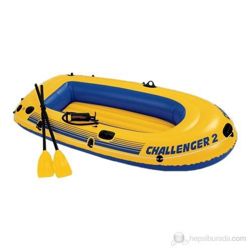 Challenger 2 Bot Set (170 Kg) 236X114x41 Cm