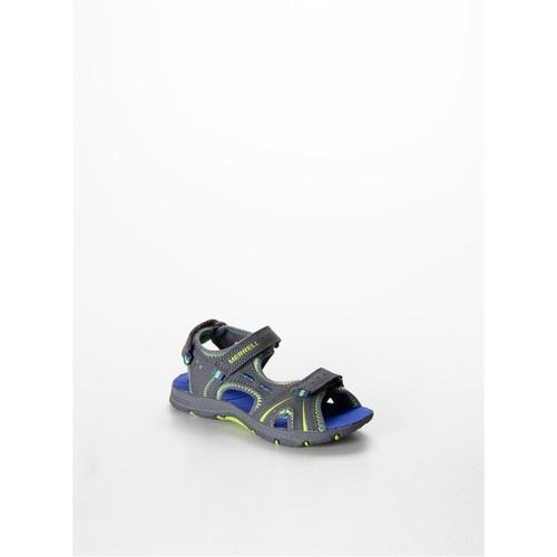 Merrell Panther Gri-Yeşil Çocuk Sandalet Mc53337 Mc53337.E58